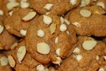 Almond Flax White Chocolate Chip Cookies