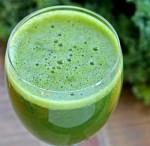 green lemonade recipe
