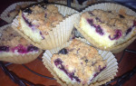 Blueberry Streusel Recipe